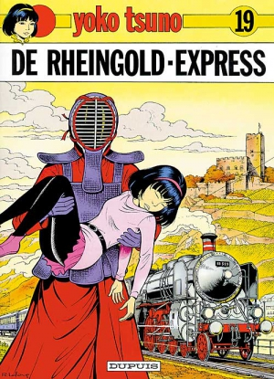 19 - Yoko Tsuno - De Rheingold-Express
