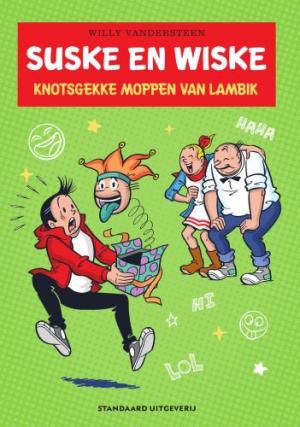 Knotsgekke moppen van Lambik - 2021