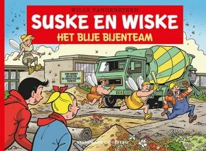 Suske en Wiske - Het blije bijenteam - 2021 - Oblong