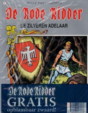 011 - De Rode Ridder - De zilveren adelaar (met opblaasbaar zwaard)
